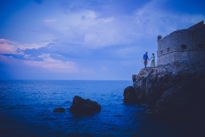 Dubrovnik Engagement Photographer 040