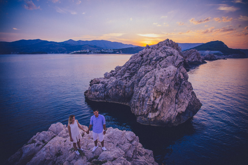 Dubrovnik Engagement Photography 011