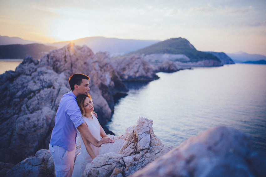Dubrovnik Engagement Photography 013