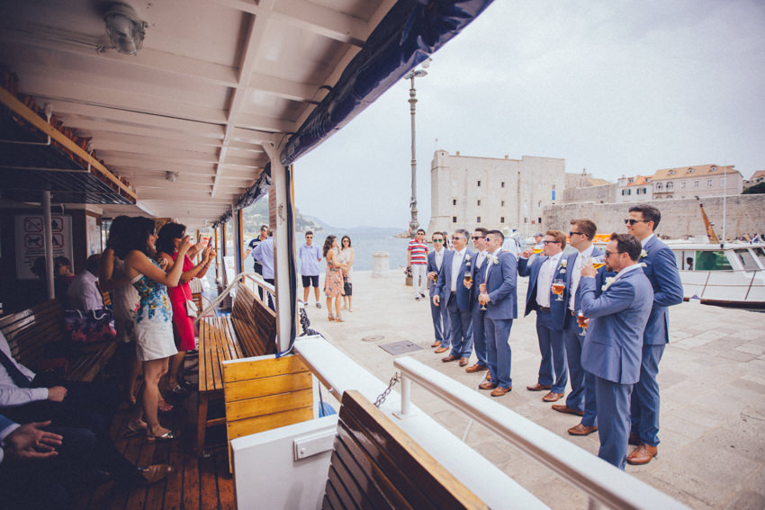 Lokrum island wedding 080