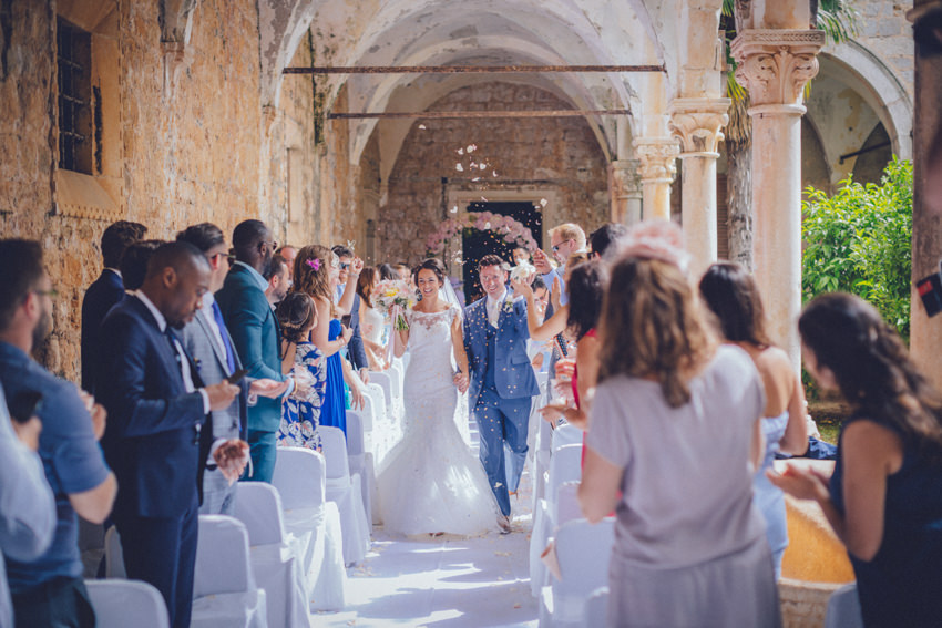 Lokrum island wedding 102