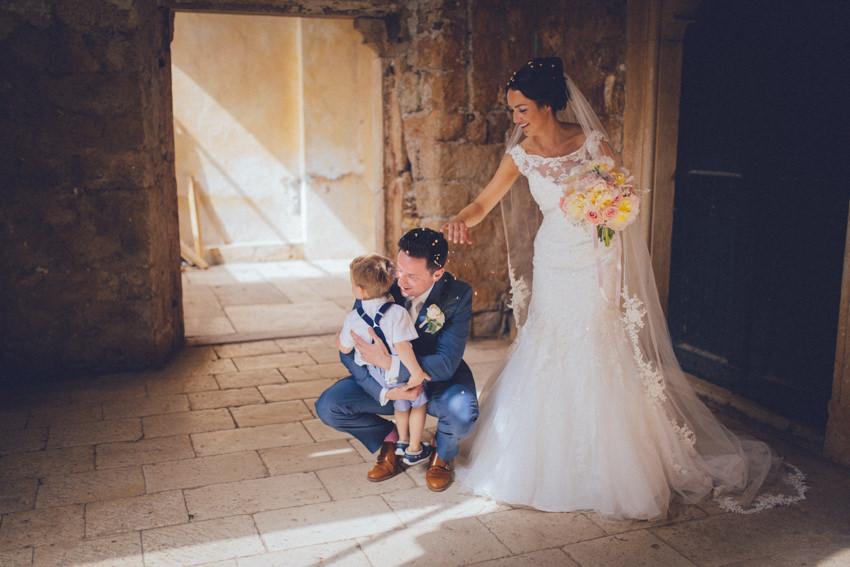 Lokrum island wedding 104