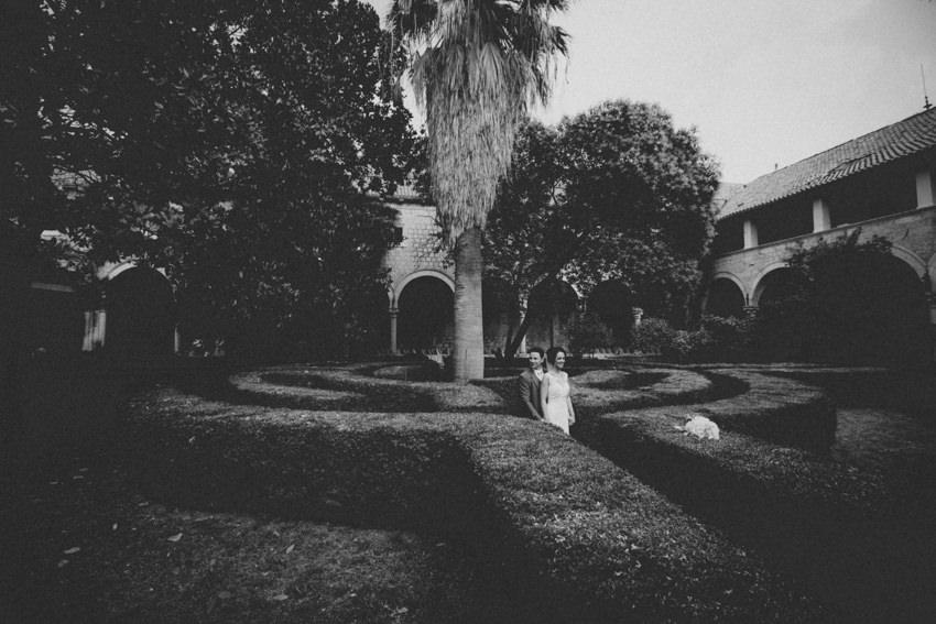 Lokrum island wedding 107