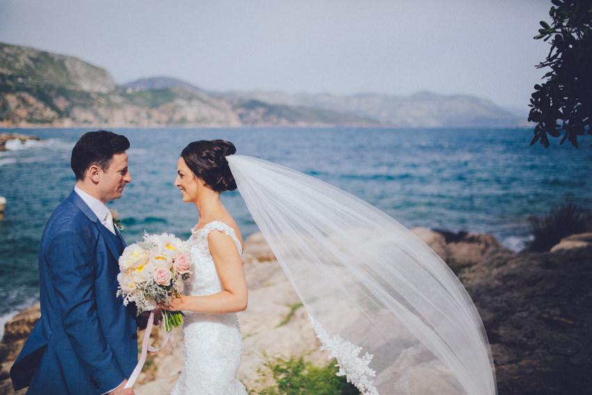 Lokrum island wedding 110