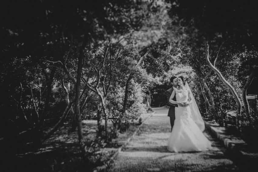 Lokrum island wedding 111