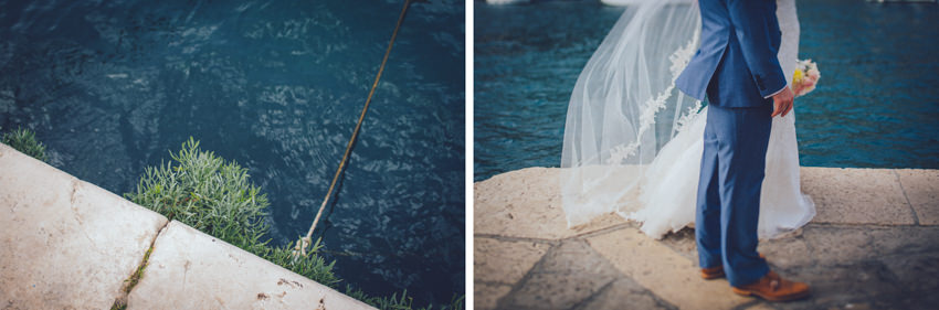 Lokrum island wedding 119