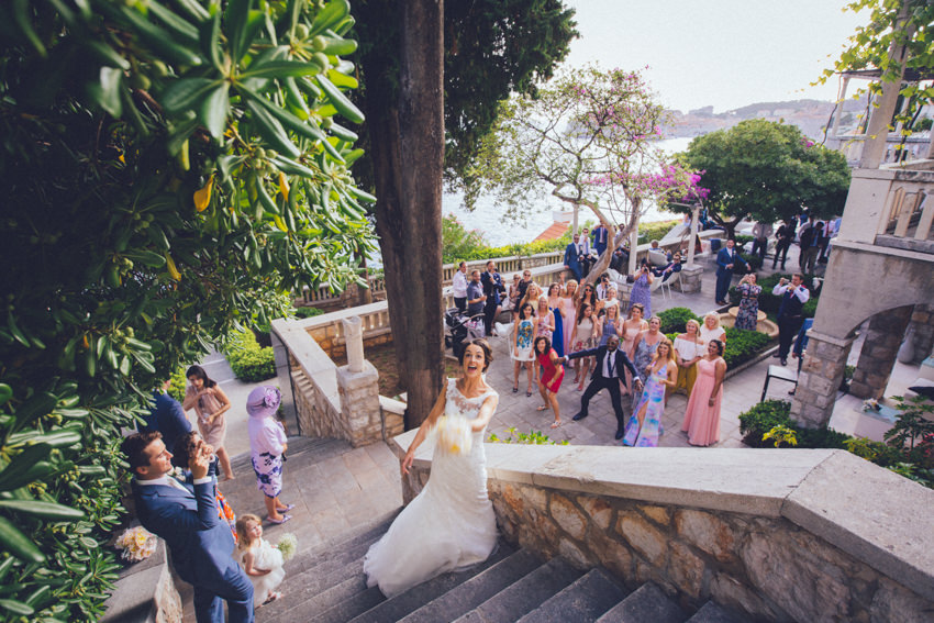Lokrum island wedding 131