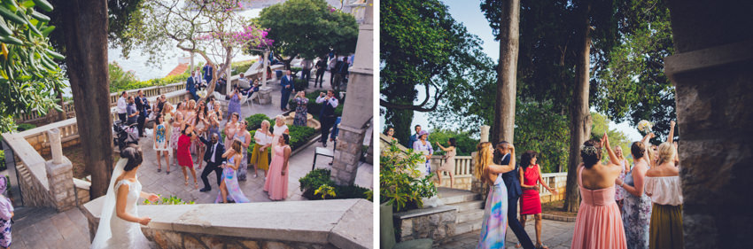 Lokrum island wedding 132
