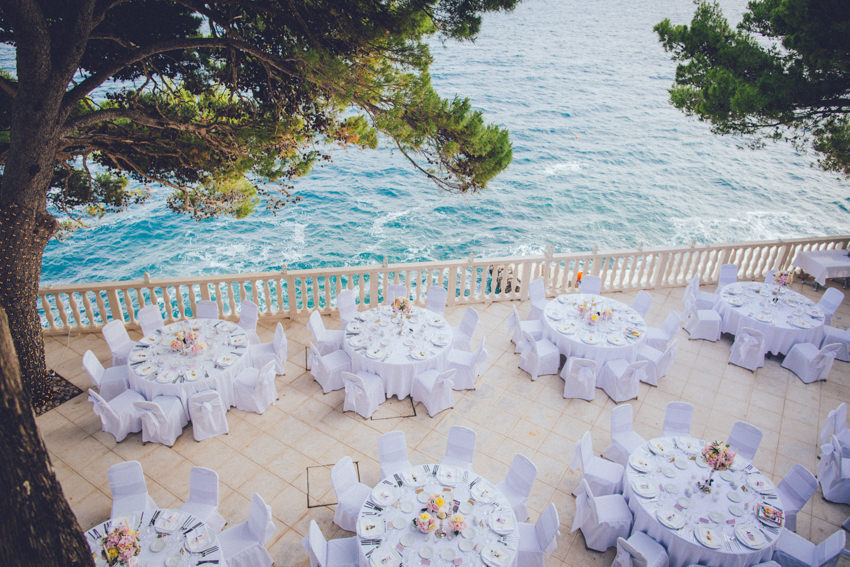 Lokrum island wedding 135