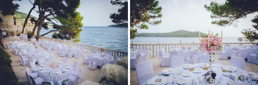 Lokrum island wedding 136