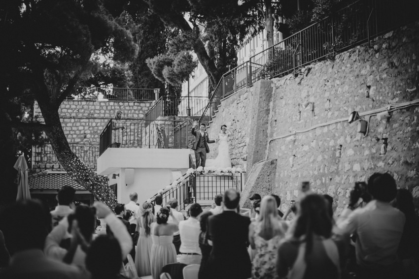 Lokrum island wedding 142
