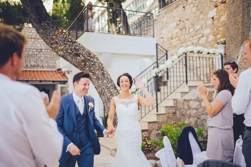 Lokrum island wedding 143