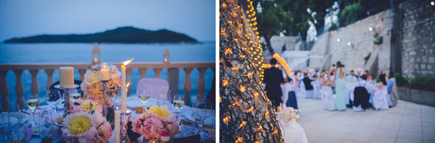 Lokrum island wedding 145