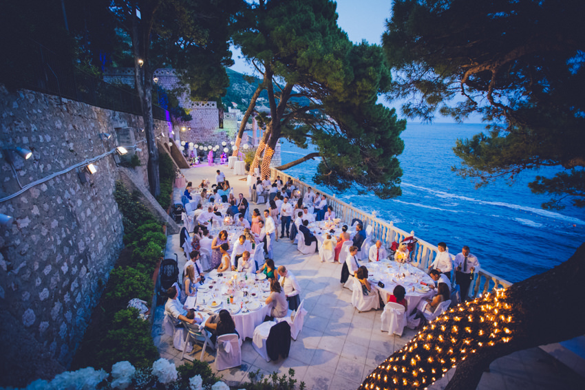 Lokrum island wedding 146