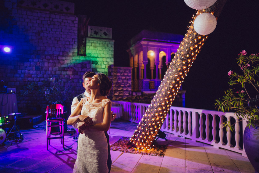 Lokrum island wedding 161