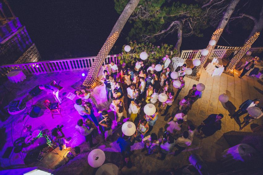 Lokrum island wedding 164
