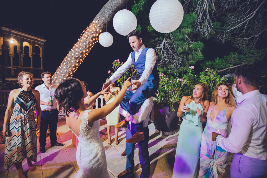Lokrum island wedding 174