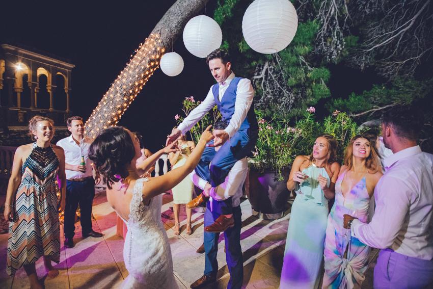 Lokrum island wedding 174