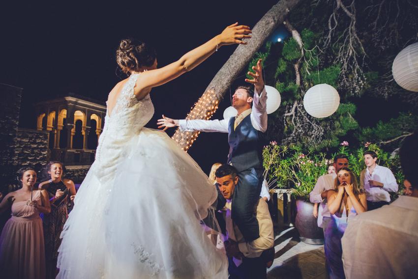 Lokrum island wedding 175