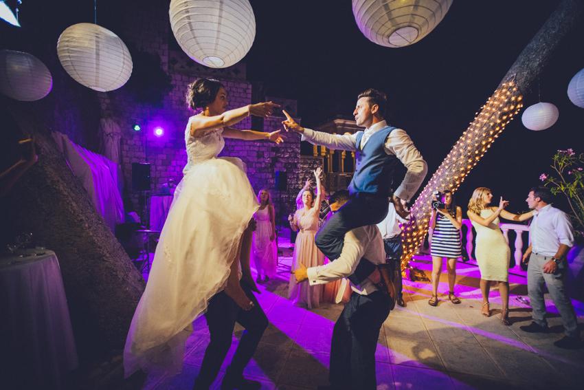 Lokrum island wedding 176