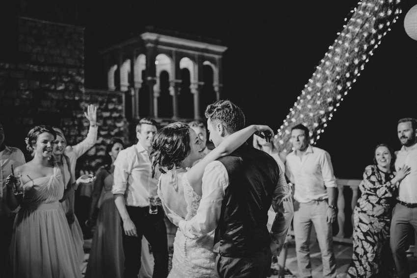 Lokrum island wedding 178