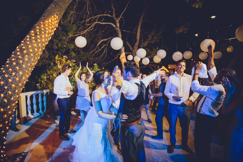 Lokrum island wedding 180
