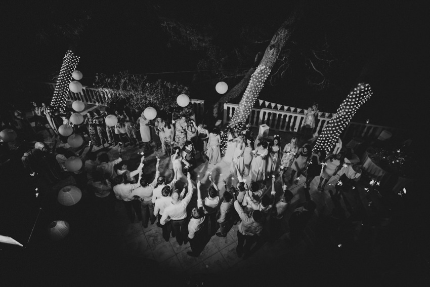 Lokrum island wedding 185