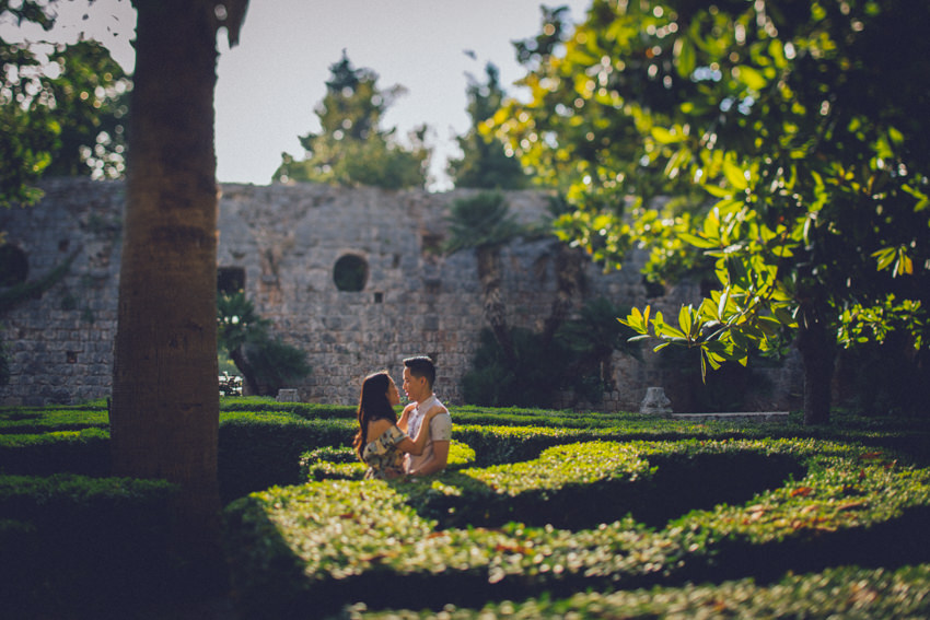 Dubrovnik proposal photo session 31