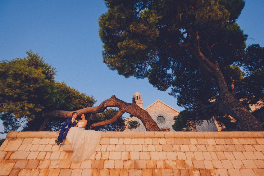Hvar prewedding photographer