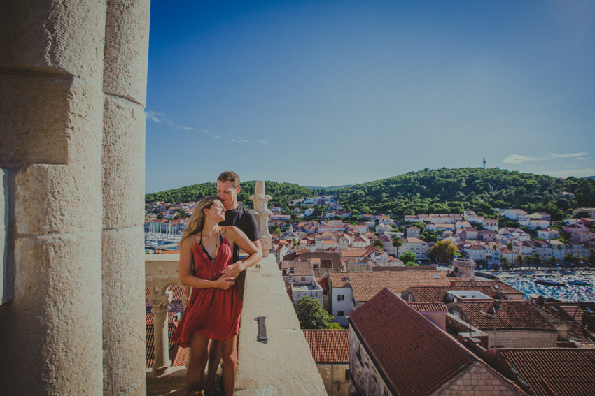 korcula prewedding photographer