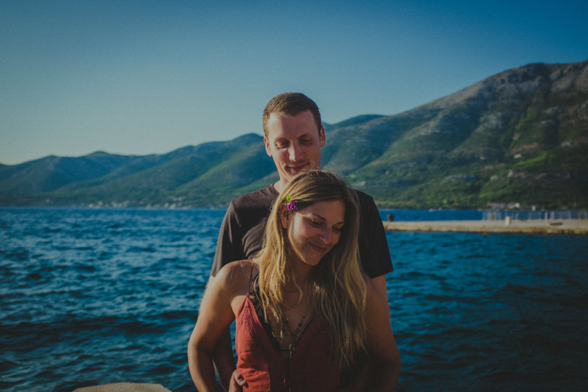 korcula engagement photographer