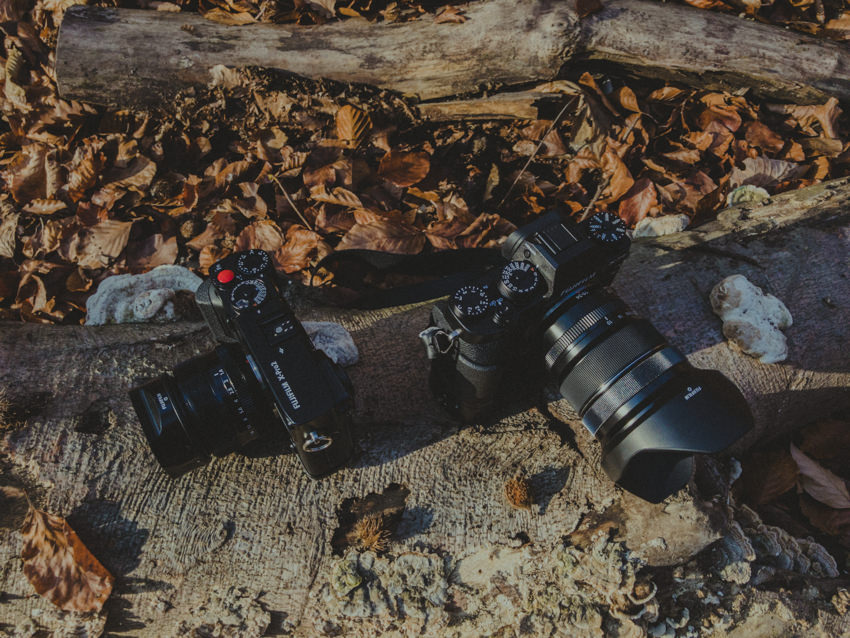 Fuji X-Pro2 and X-T2 with VPB-XT2 vertical booster grip