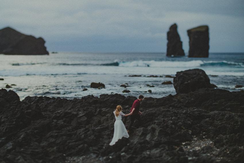 Azores Prewedding Photographer