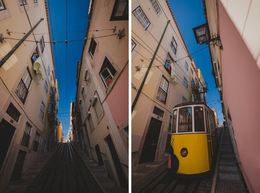Ascensor da Bica tracks