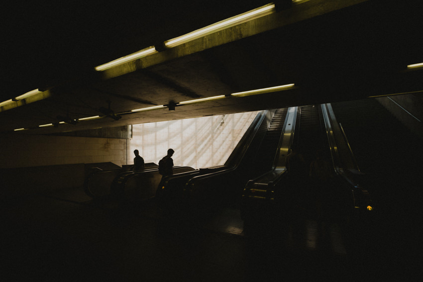 metro station at Cais do Sodré