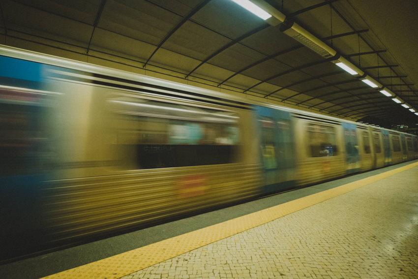 metro running