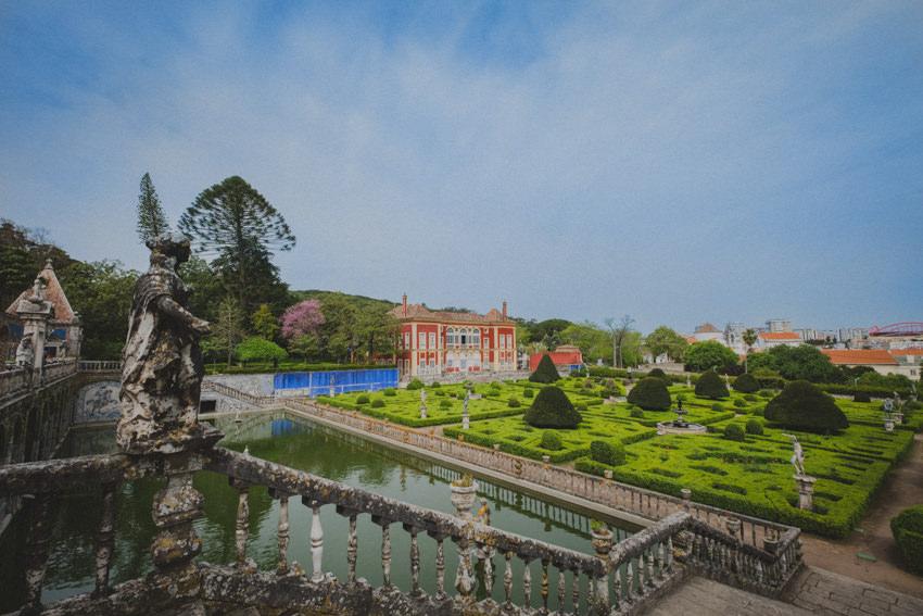 Palácio dos Marqueses da Fronteira