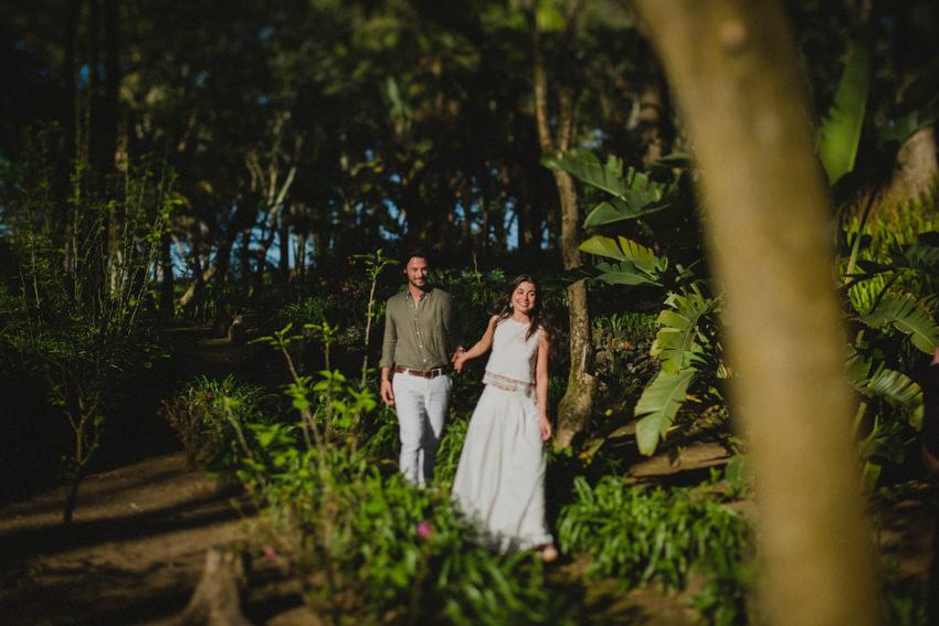 Solar do Conde hotel garden wedding