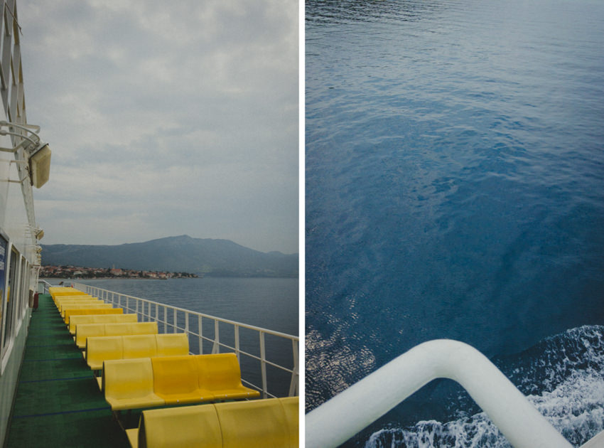 Korčula ferry