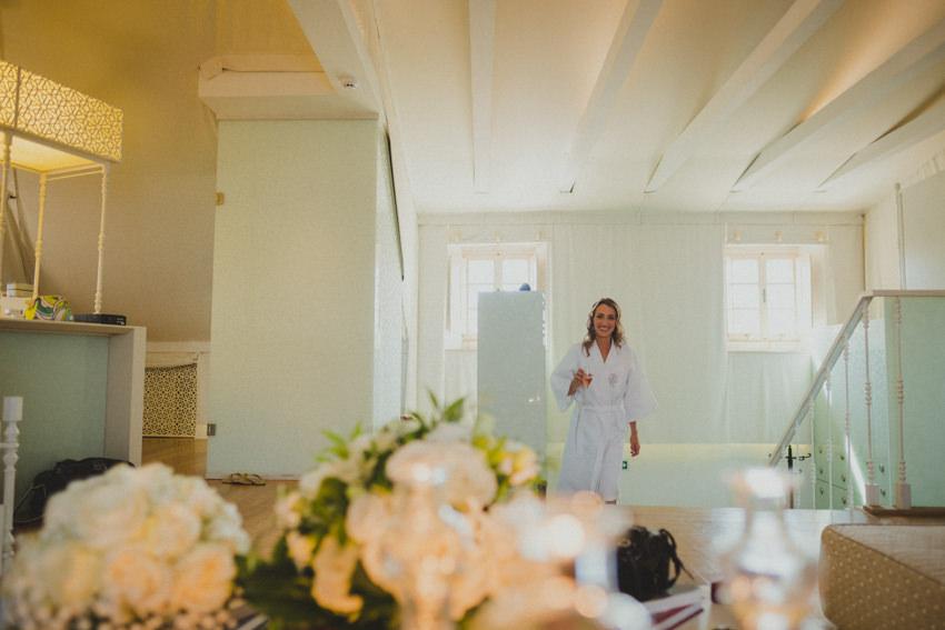 bride in Lešić Dimitri Arabian room