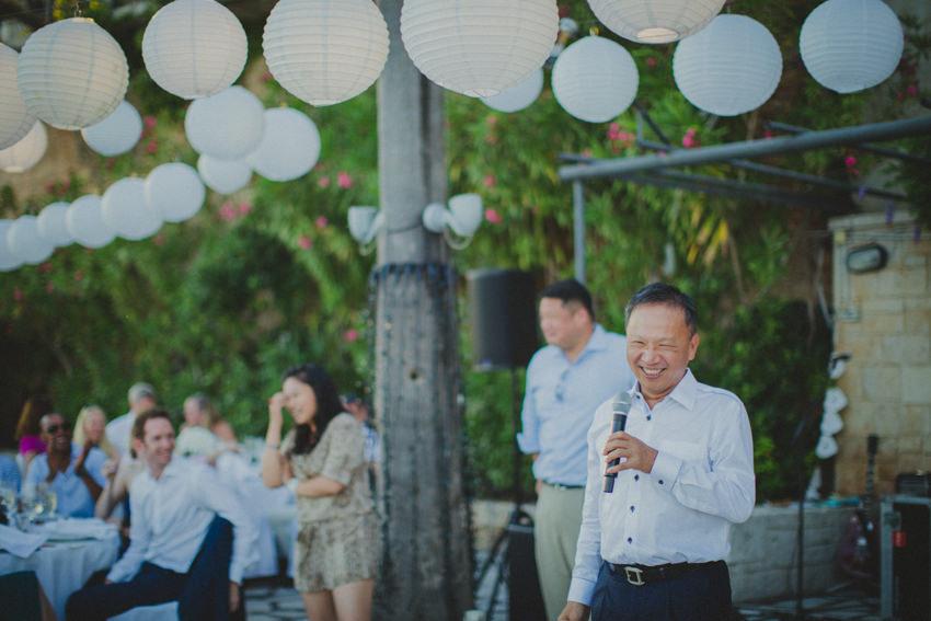 bride's father speech