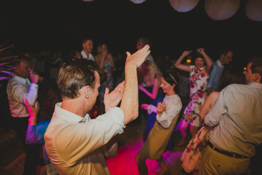 groom's brother partying