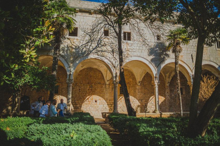 dominican monastery ceremony venue