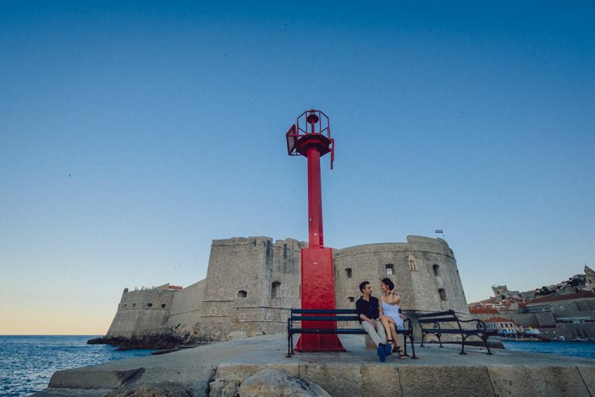 Fort St. John's Dubrovnik