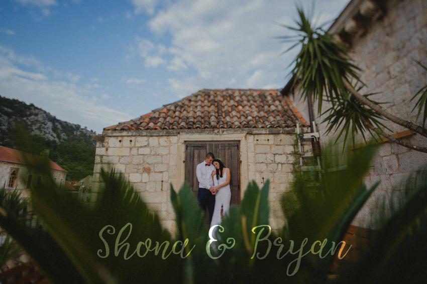 Shona & Bryan