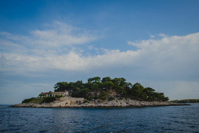 Galisnik island