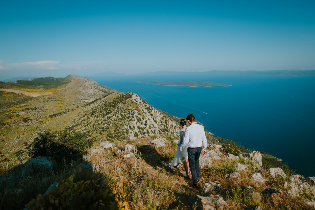 hvar wedding videographer