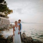 villa Rose wedding