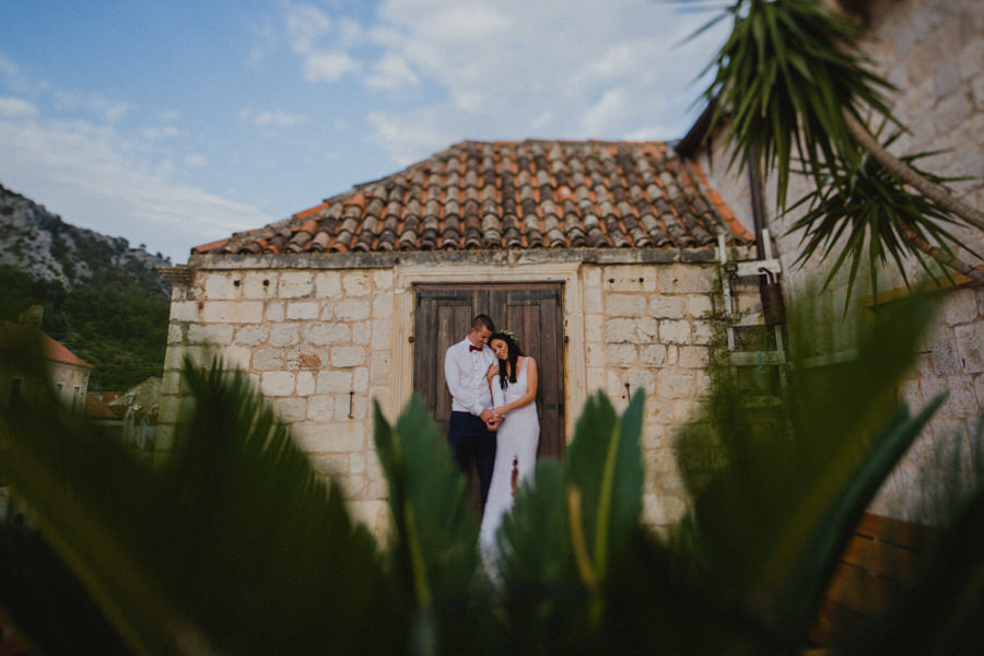dubrovnik wedding videographer